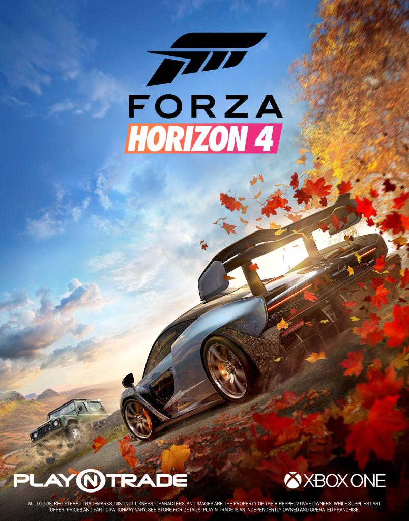 ForzaHorizon4PosterSize